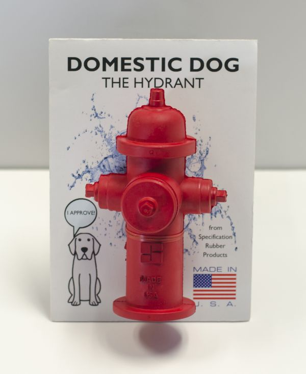 Fire Hydrant Domestic Dog Toy